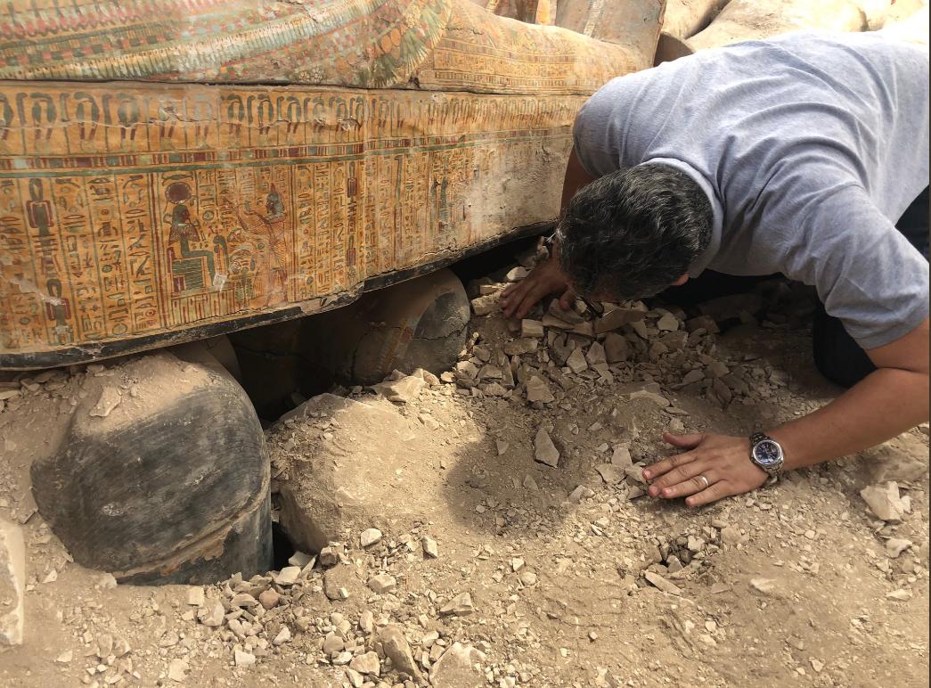 Phát hiện loạt xác ướp 3.000 năm tuổi nguyên vẹn đến kinh ngạc - 3