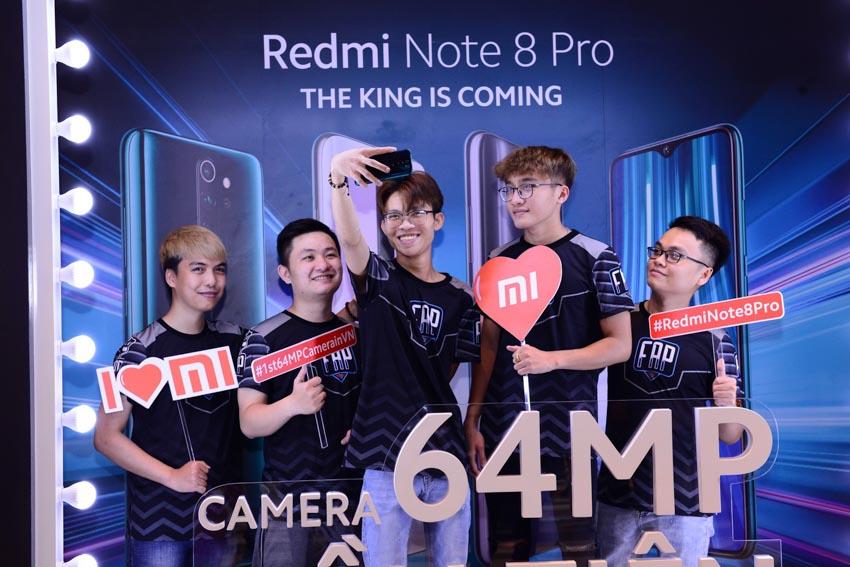 Xiaomi ra mắt Redmi Note 8 Pro có camera 64MP tại Việt Nam - 4