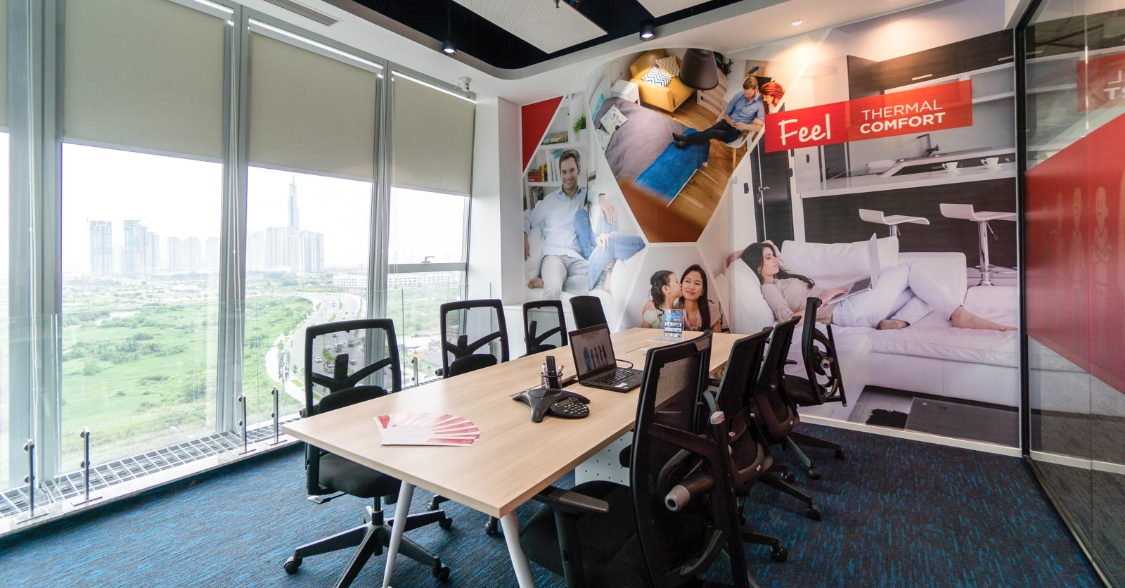 Kiến tạo không gian văn phòng thế hệ mới với Saint-Gobain-5
