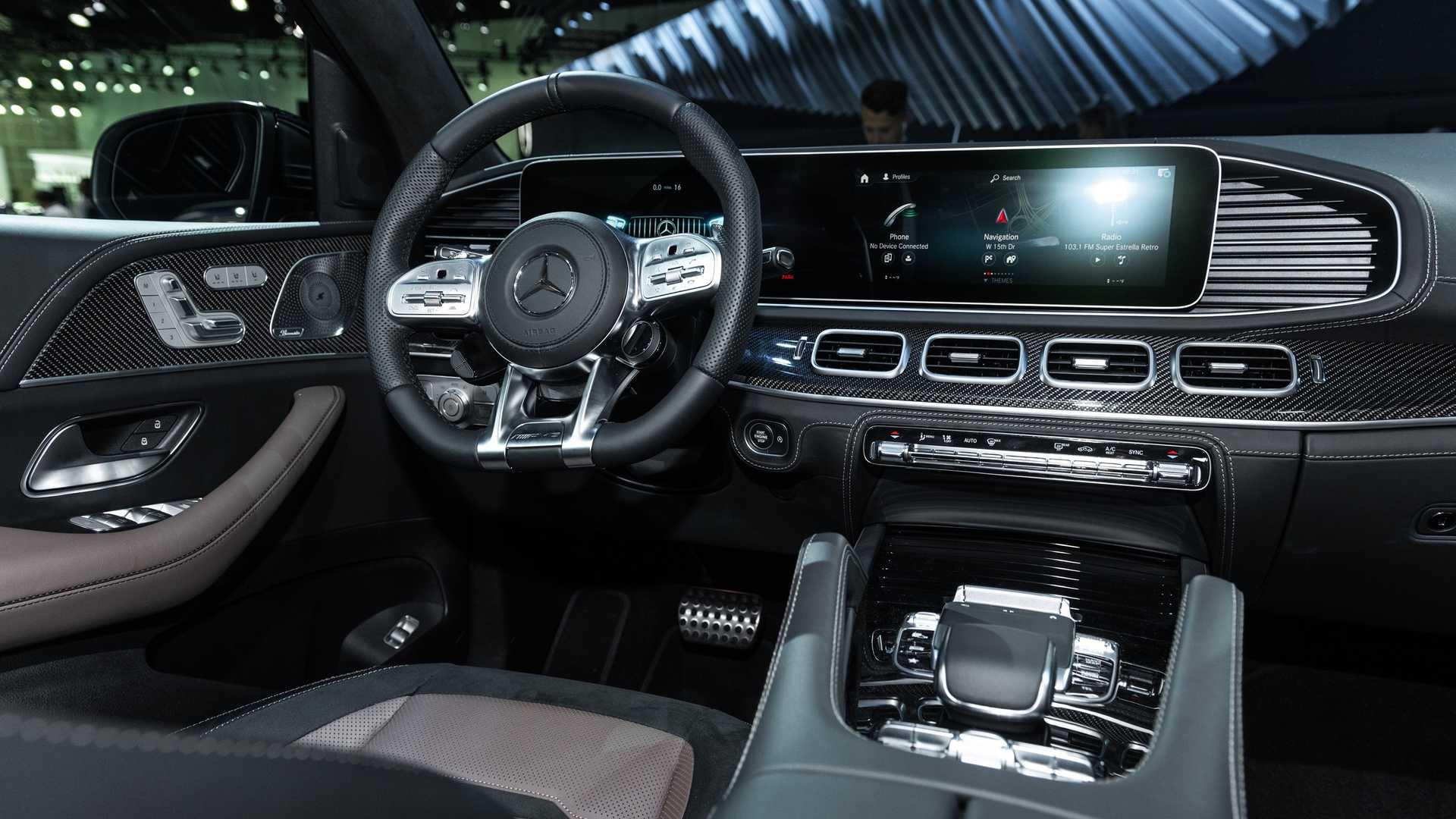 Mercedes-AMG GLS 63 2020 - SUV hiệu suất cao trình làng - 41