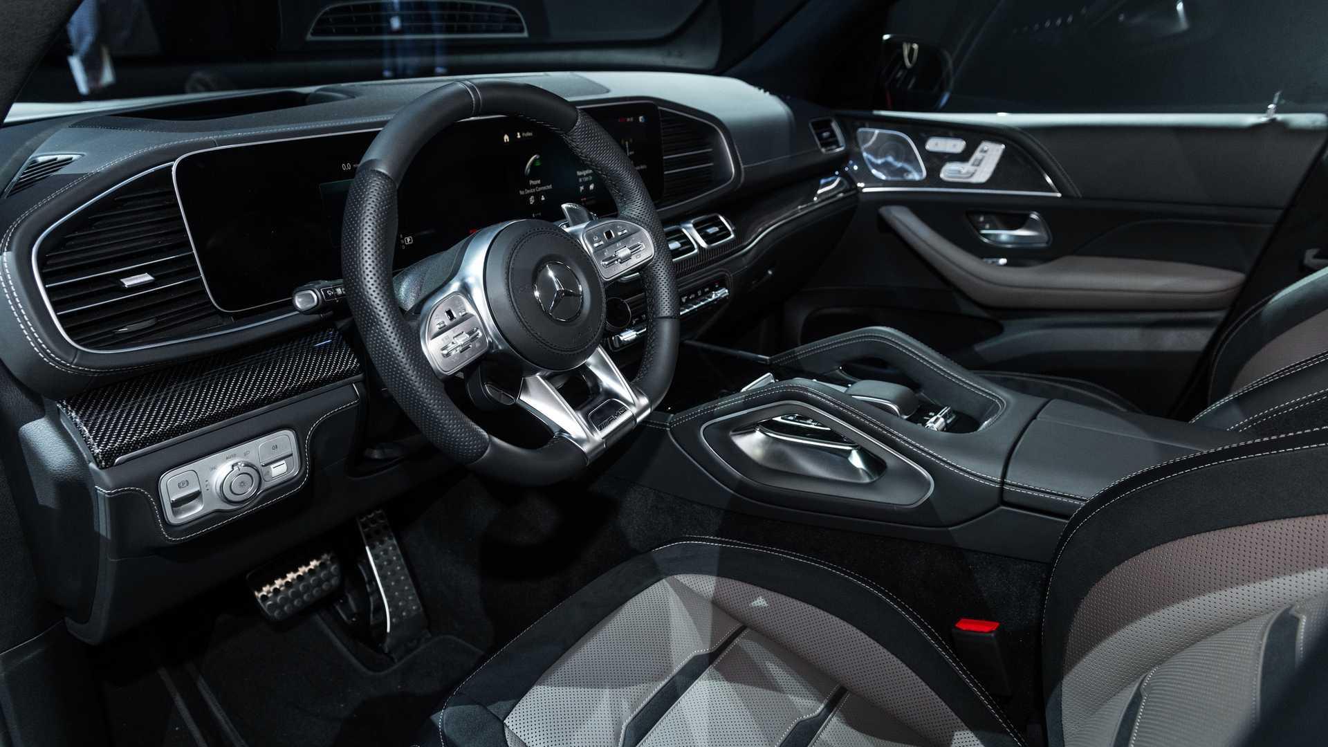 Mercedes-AMG GLS 63 2020 - SUV hiệu suất cao trình làng - 37