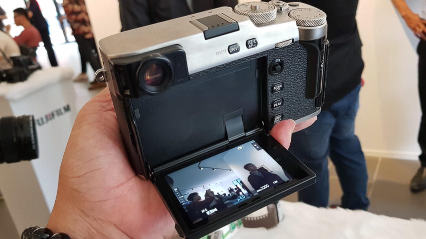FUJIFILM X-Pro3 ra mắt thị trường Việt Nam - 7