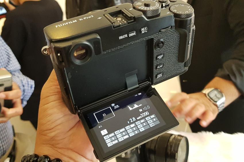 FUJIFILM X-Pro3 ra mắt thị trường Việt Nam - 5
