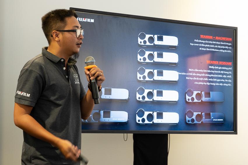 FUJIFILM X-Pro3 ra mắt thị trường Việt Nam - 21