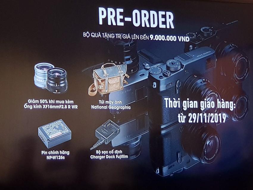FUJIFILM X-Pro3 ra mắt thị trường Việt Nam - 1