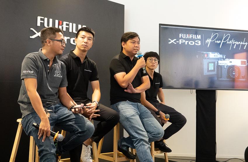FUJIFILM X-Pro3 ra mắt thị trường Việt Nam - 20