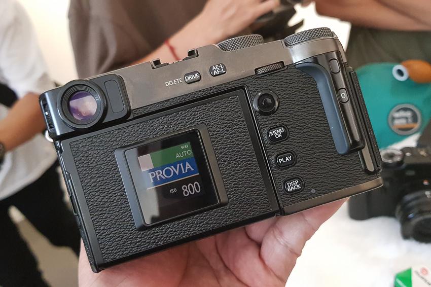 FUJIFILM X-Pro3 ra mắt thị trường Việt Nam - 15