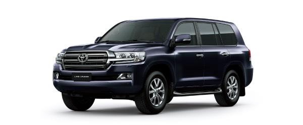 Toyota Việt Nam giới thiệuLand Cruiser 2020 - 11