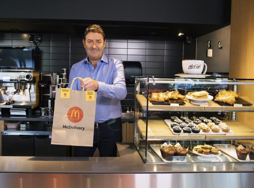 CEO McDonald's bất ngờ mất chức vì vi phạm chính sách công ty -3