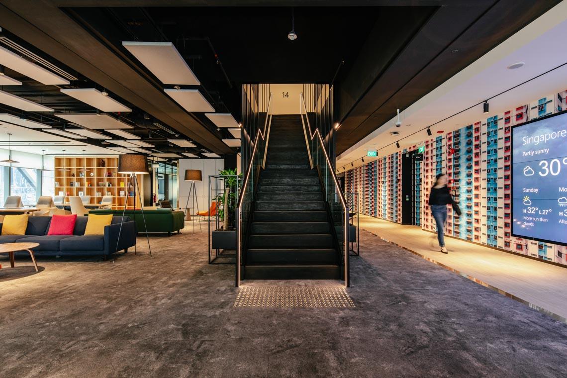 Microsoft khánh thành Trung tâm Trải nghiệm công nghệ cho khu vực châu Á Thái Bình Dương tại Singapore -2