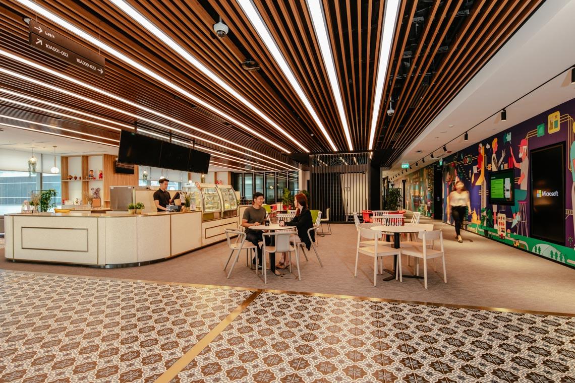 Microsoft khánh thành Trung tâm Trải nghiệm công nghệ cho khu vực châu Á Thái Bình Dương tại Singapore -3