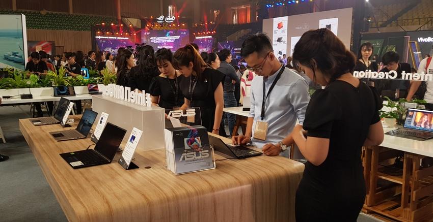 Triển lãm Asus Expo 2019 tại TP.HCM - 2
