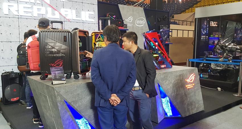 Triển lãm Asus Expo 2019 tại TP.HCM - 3
