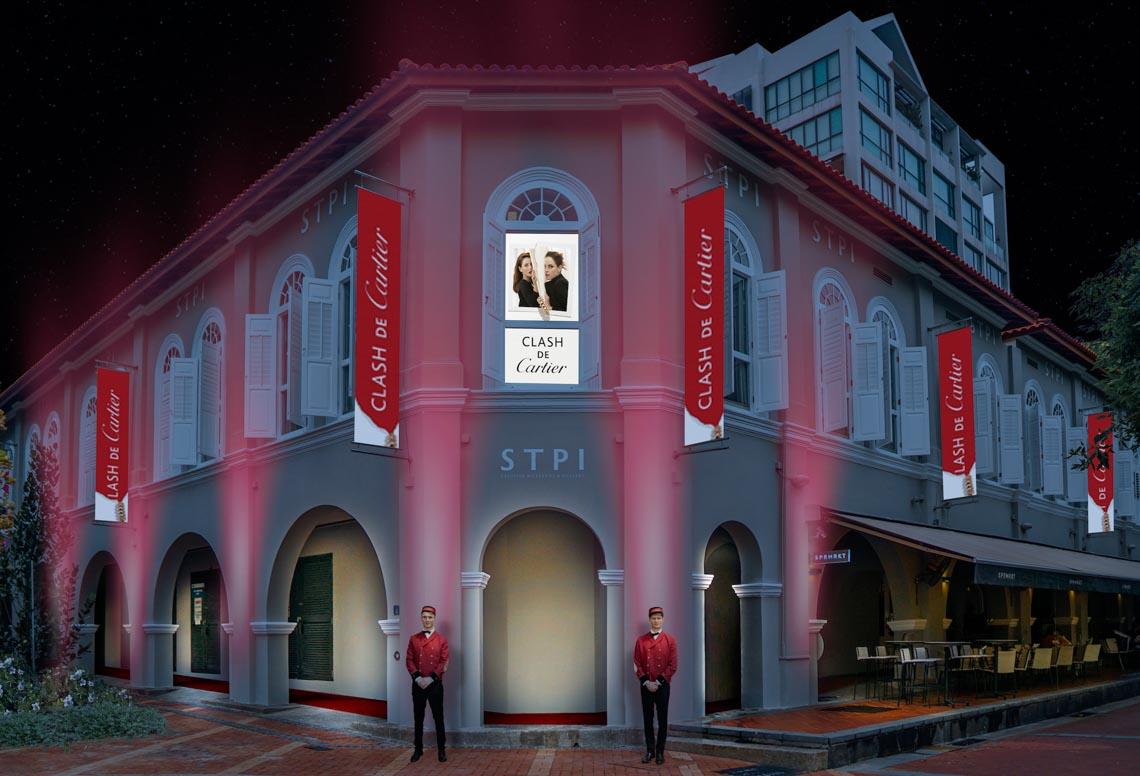 Cartier mở cửa hàng pop-up đầu tiên và lớn nhất Đông Nam Á tại Singapore-2