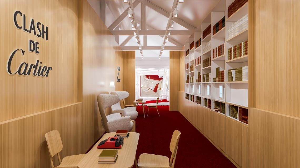 Cartier mở cửa hàng pop-up đầu tiên và lớn nhất Đông Nam Á tại Singapore-3
