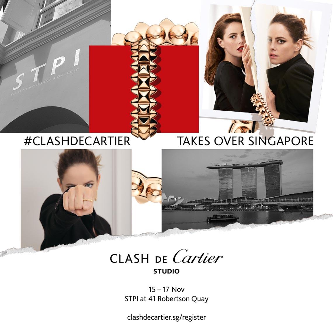 Cartier mở cửa hàng pop-up đầu tiên và lớn nhất Đông Nam Á tại Singapore-6