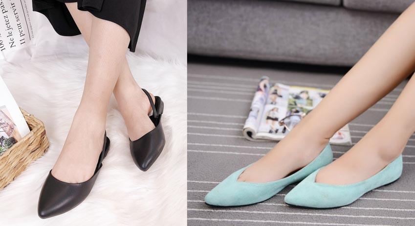 Cô nàng có bàn chân to nên chọn giày như thế nào?-1