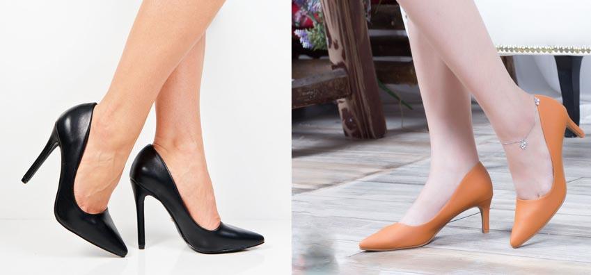 Cô nàng có bàn chân to nên chọn giày như thế nào?-2