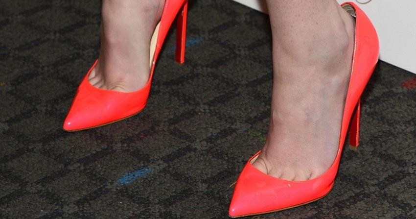 Cô nàng có bàn chân to nên chọn giày như thế nào?-4