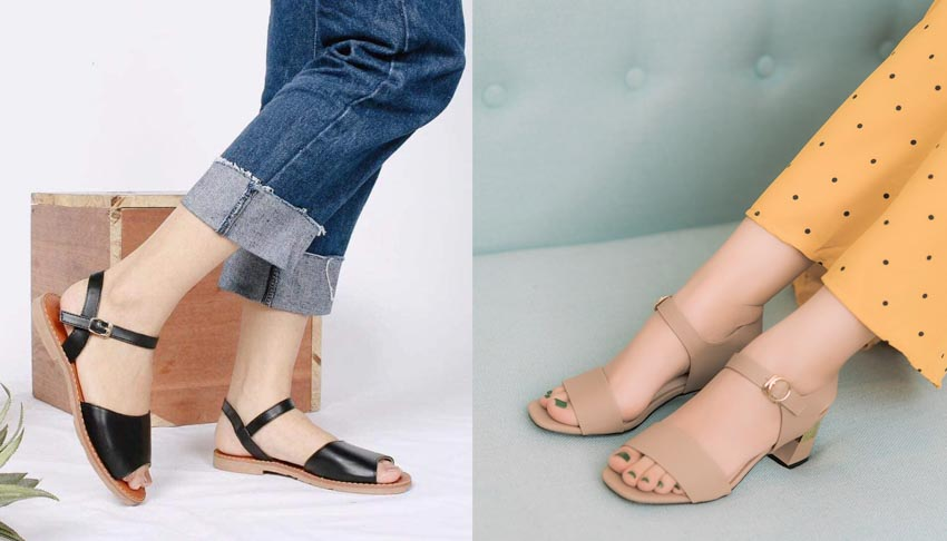 Cô nàng có bàn chân to nên chọn giày như thế nào?-5