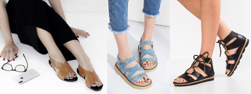 Cô nàng có bàn chân to nên chọn giày như thế nào?-6