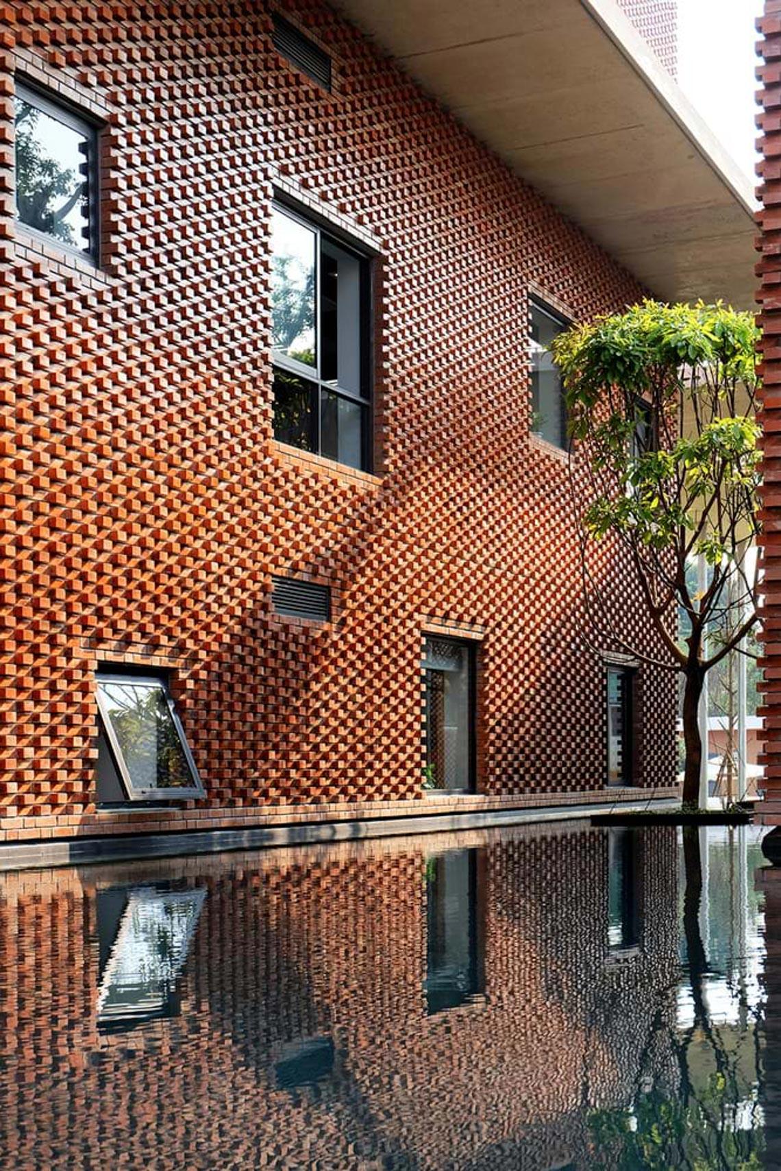 Công trình kiến trúc nhiều cây xanh của Việt Nam thắng lớn ở Dezeen Awards -1