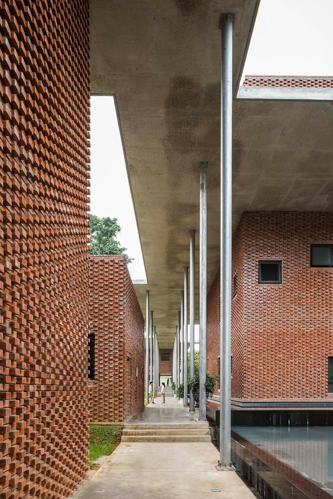 Công trình kiến trúc nhiều cây xanh của Việt Nam thắng lớn ở Dezeen Awards -10