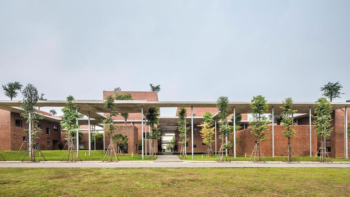 Công trình kiến trúc nhiều cây xanh của Việt Nam thắng lớn ở Dezeen Awards -12