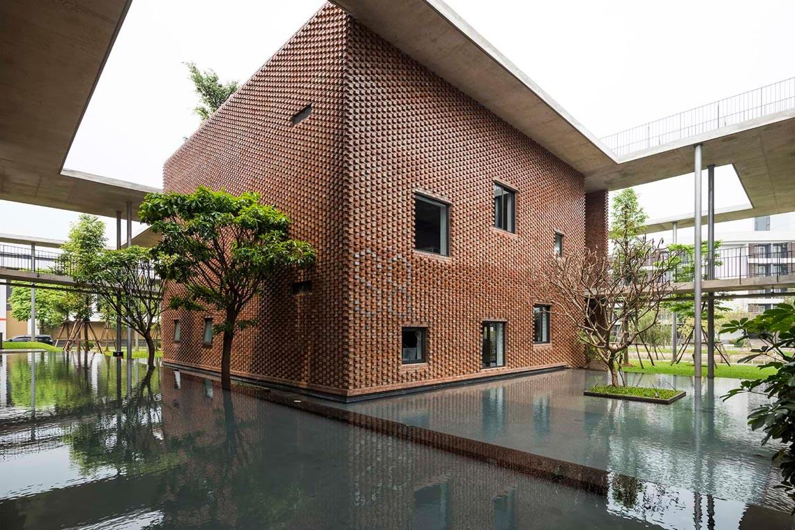 Công trình kiến trúc nhiều cây xanh của Việt Nam thắng lớn ở Dezeen Awards -13