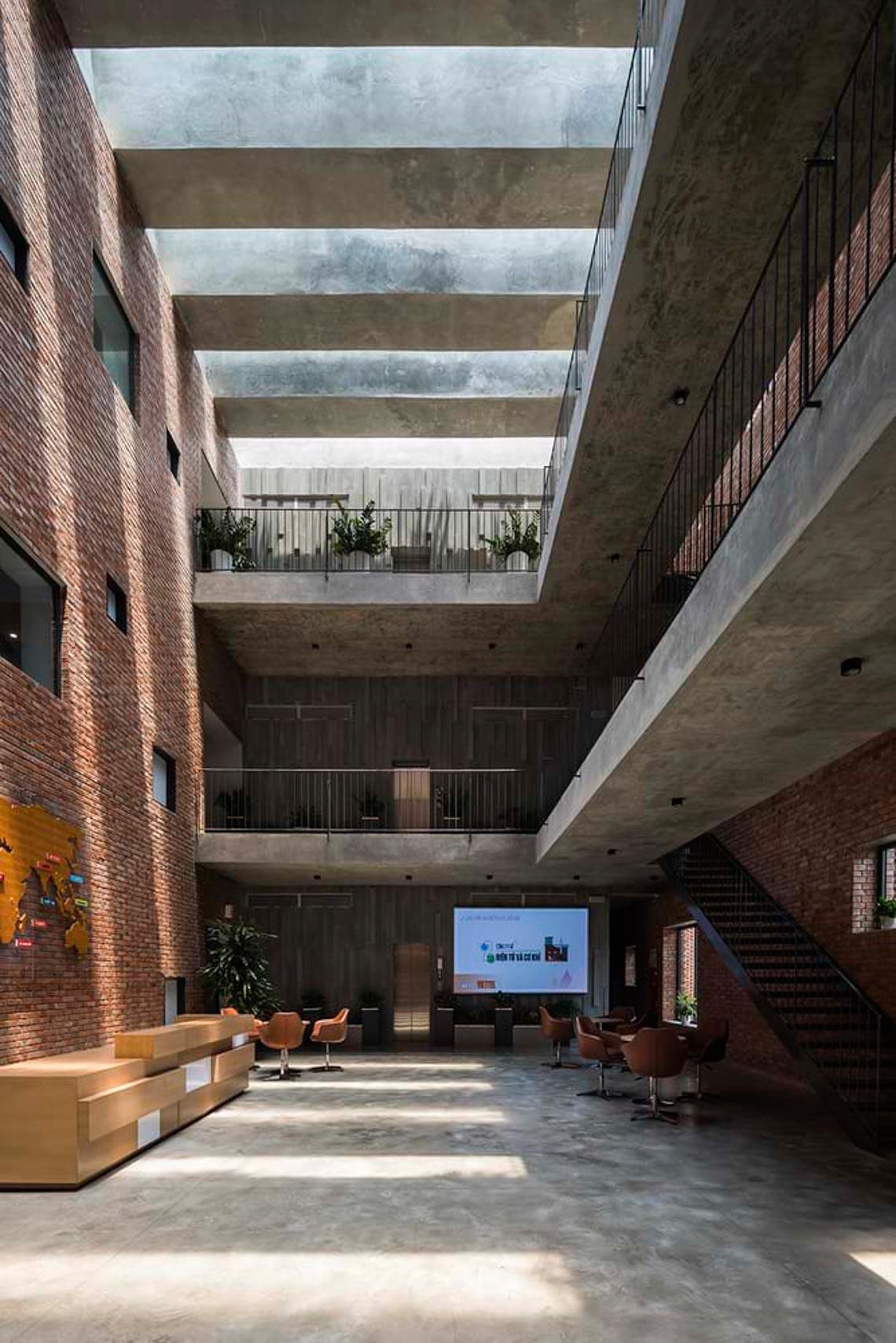 Công trình kiến trúc nhiều cây xanh của Việt Nam thắng lớn ở Dezeen Awards -19