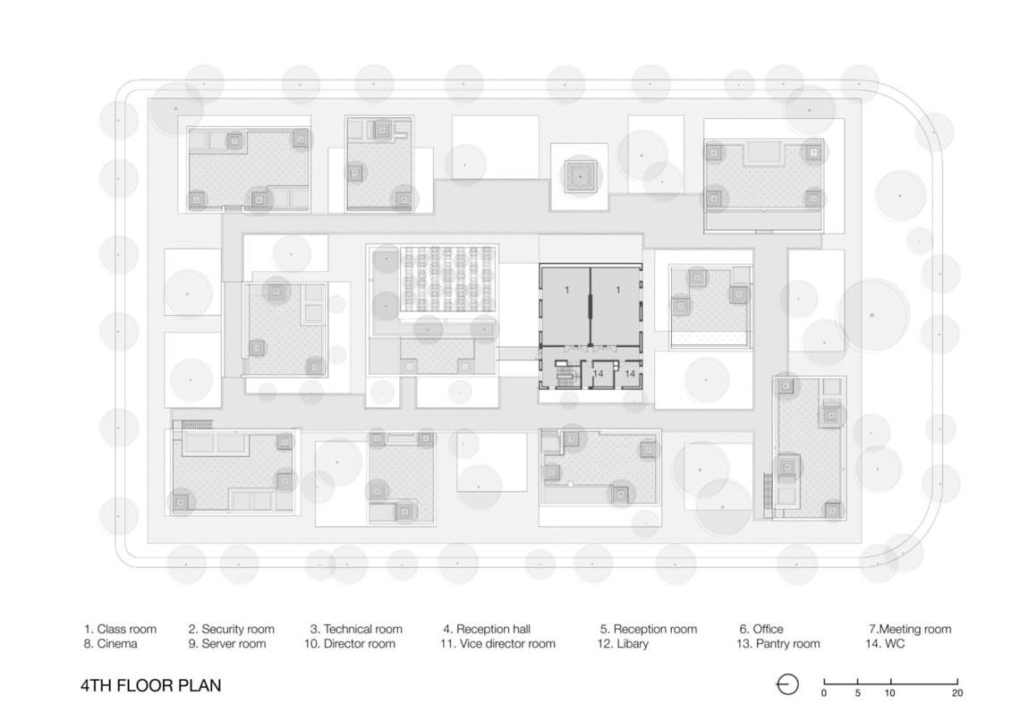 Công trình kiến trúc nhiều cây xanh của Việt Nam thắng lớn ở Dezeen Awards -22