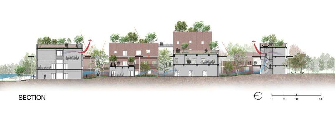 Công trình kiến trúc nhiều cây xanh của Việt Nam thắng lớn ở Dezeen Awards -24