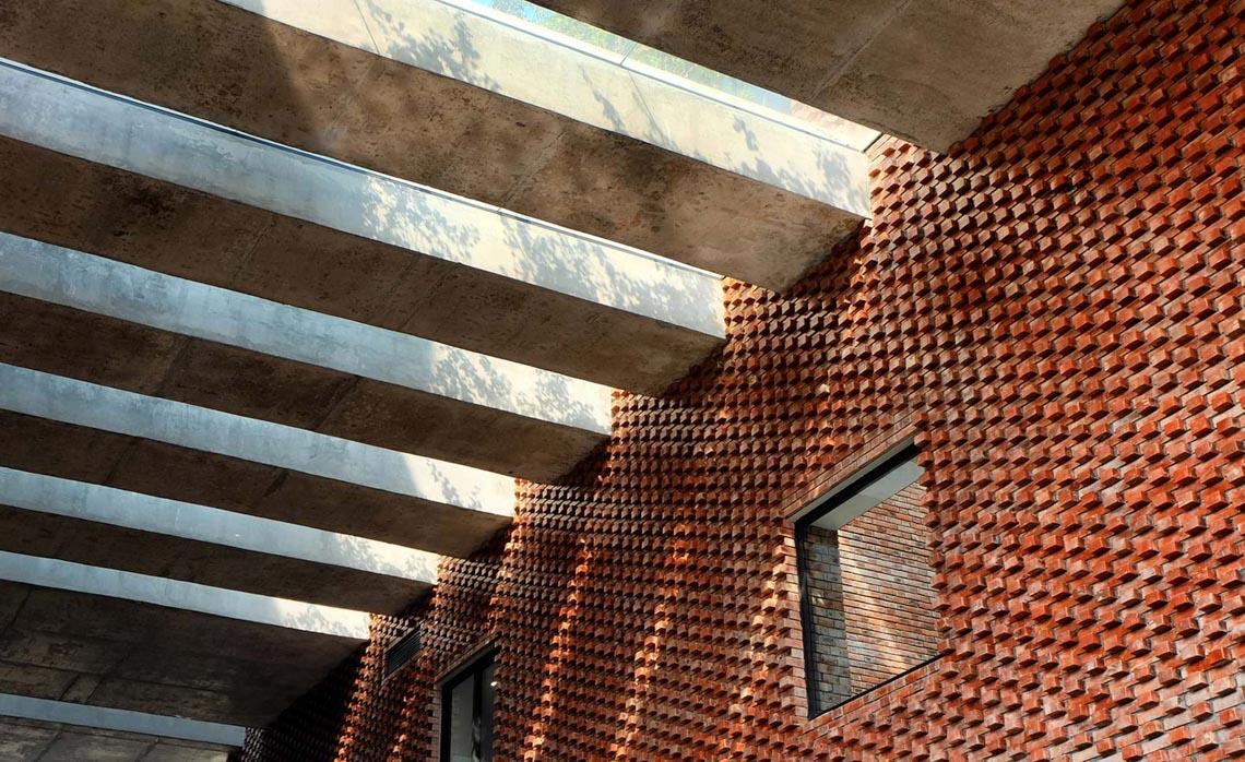 Công trình kiến trúc nhiều cây xanh của Việt Nam thắng lớn ở Dezeen Awards -3