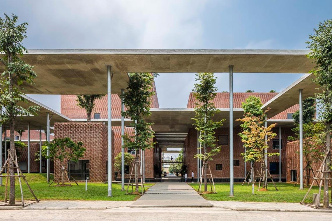 Công trình kiến trúc nhiều cây xanh của Việt Nam thắng lớn ở Dezeen Awards -4