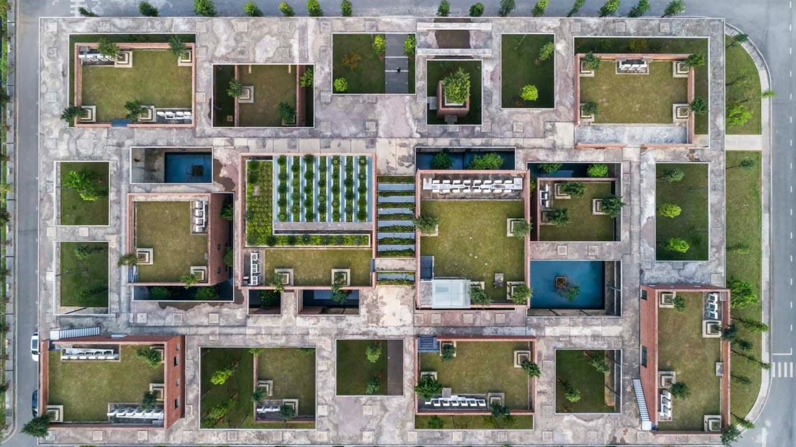 Công trình kiến trúc nhiều cây xanh của Việt Nam thắng lớn ở Dezeen Awards -7