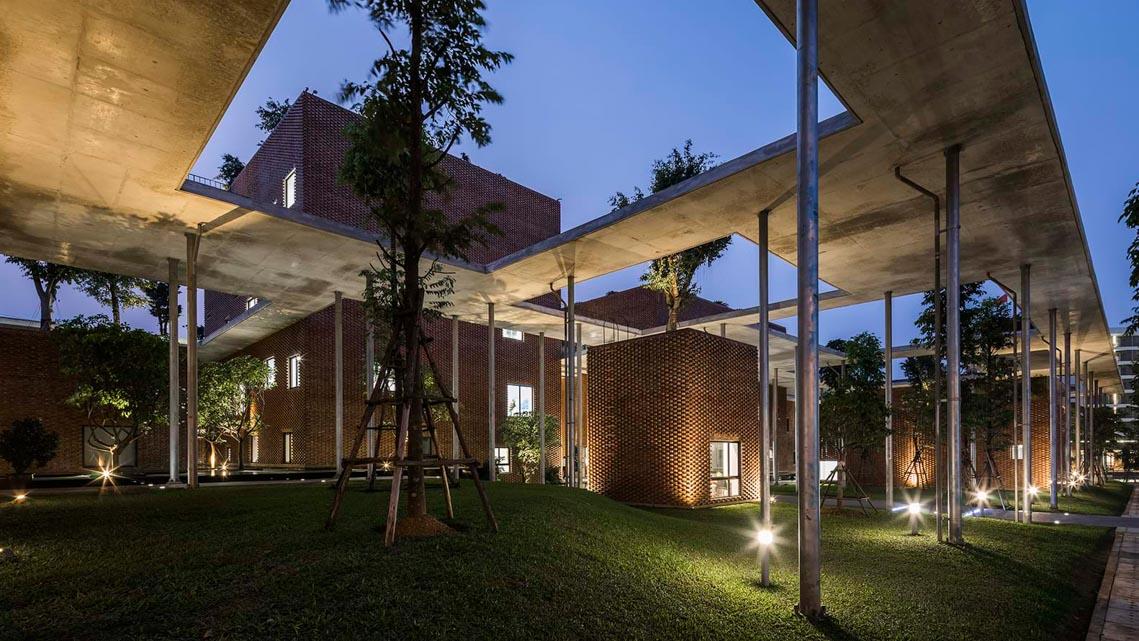 Công trình kiến trúc nhiều cây xanh của Việt Nam thắng lớn ở Dezeen Awards -8