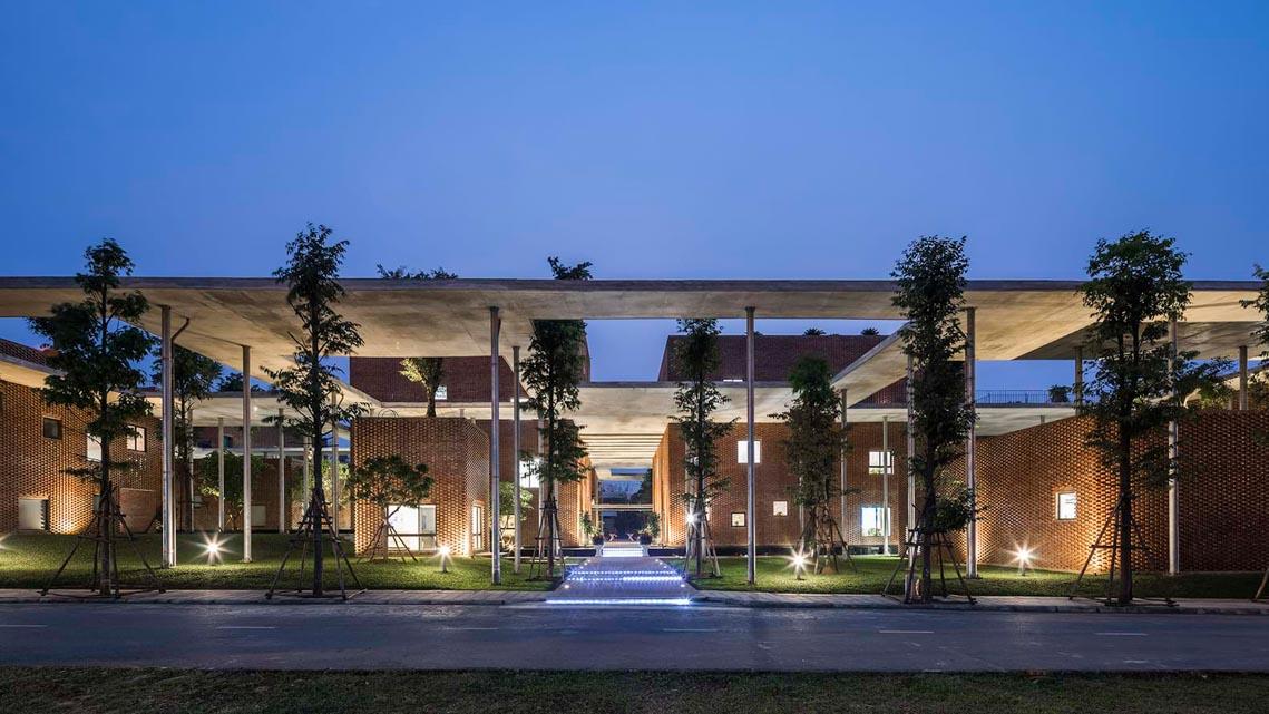 Công trình kiến trúc nhiều cây xanh của Việt Nam thắng lớn ở Dezeen Awards -9