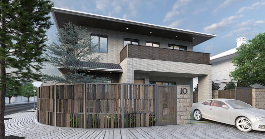 Công ty tư vấn thiết kế kiến trúc Gendai Sougo Nhật Bản -1