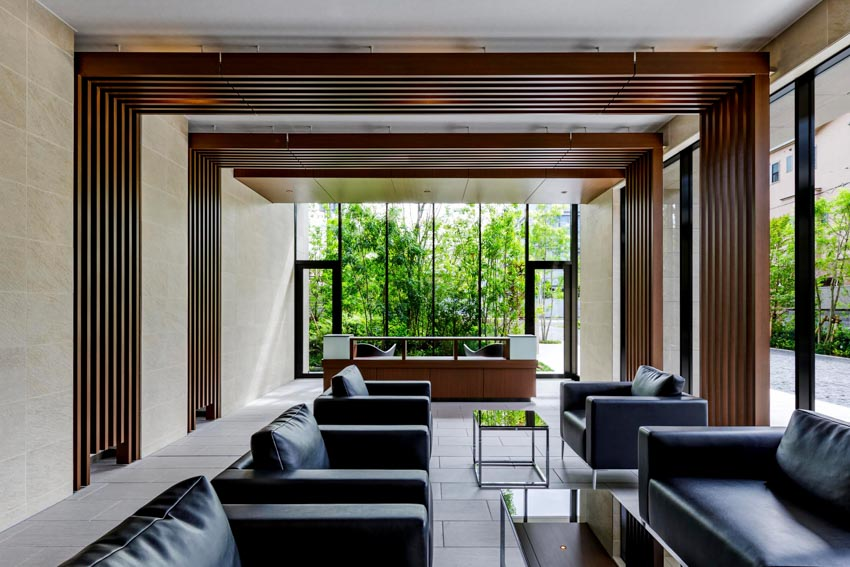 Công ty tư vấn thiết kế kiến trúc Gendai Sougo Nhật Bản -8