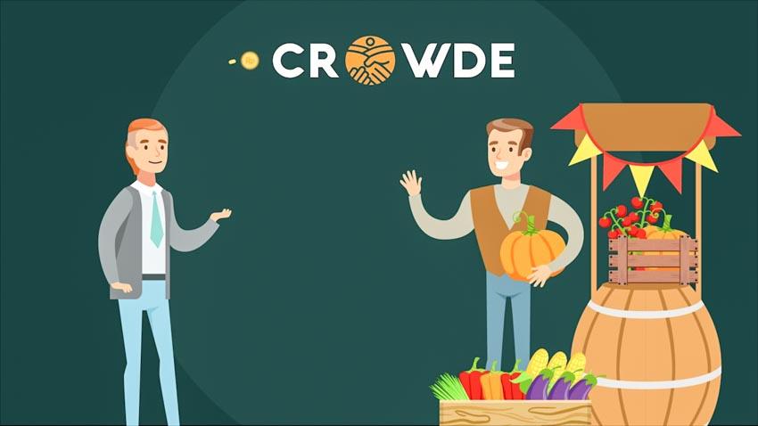 Crowde: Startup Indonesia thiết lập cơ sở hạ tầng mới cho ngành nông nghiệp -6