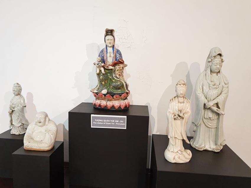 Độc đáo những pho tượng Phật cổ quý hiếm của Việt Nam, Thái Lan, Trung Quốc, Myanmar-1