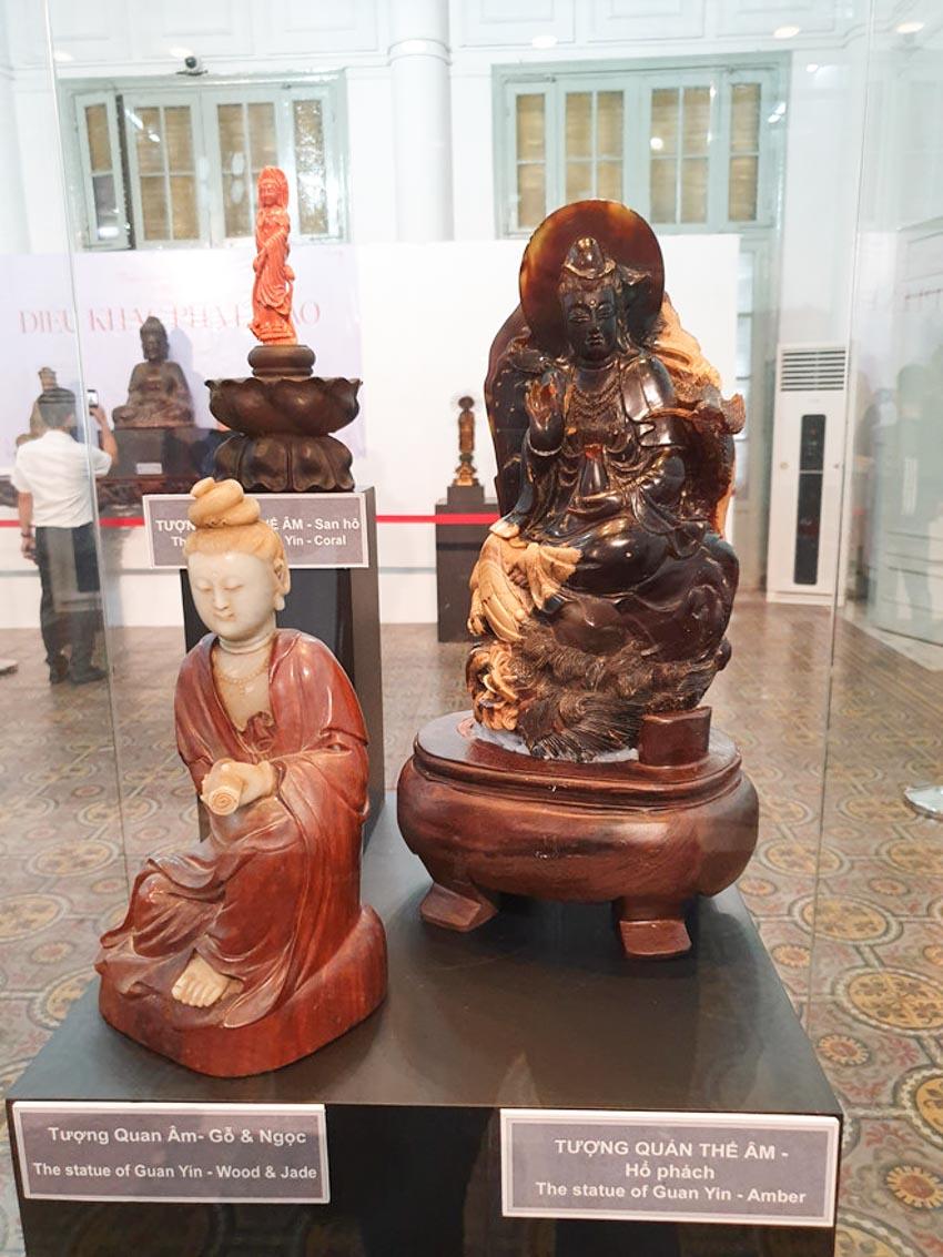 Độc đáo những pho tượng Phật cổ quý hiếm của Việt Nam, Thái Lan, Trung Quốc, Myanmar-10
