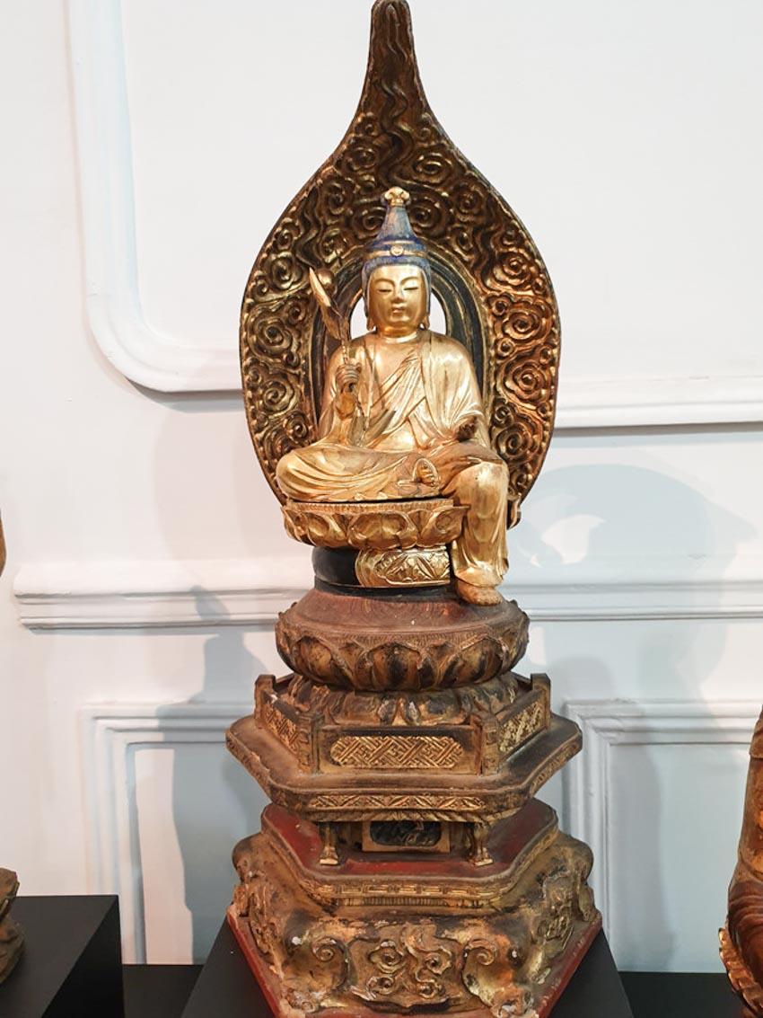 Độc đáo những pho tượng Phật cổ quý hiếm của Việt Nam, Thái Lan, Trung Quốc, Myanmar-13