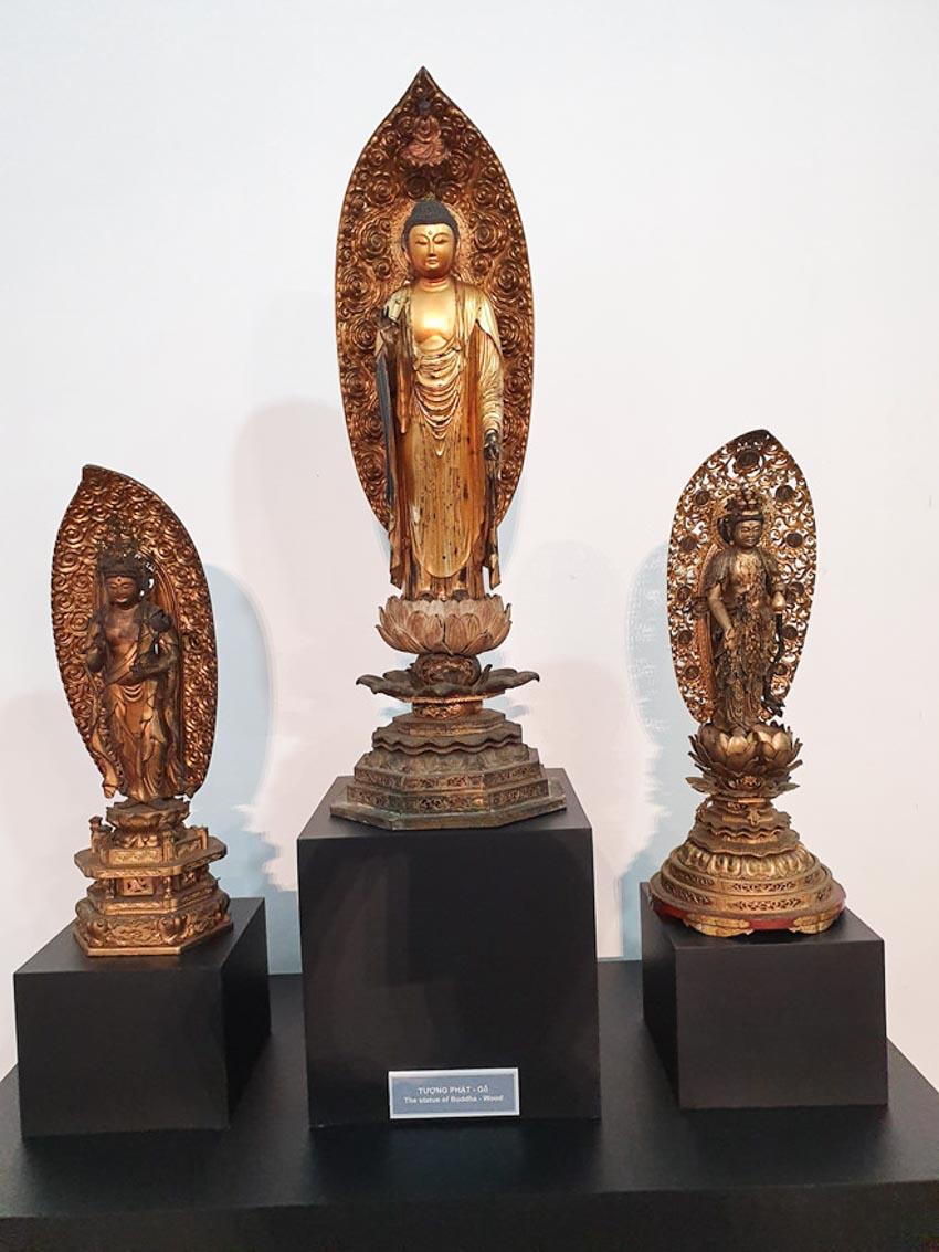 Độc đáo những pho tượng Phật cổ quý hiếm của Việt Nam, Thái Lan, Trung Quốc, Myanmar-14