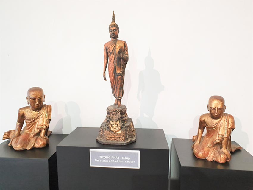 Độc đáo những pho tượng Phật cổ quý hiếm của Việt Nam, Thái Lan, Trung Quốc, Myanmar-17
