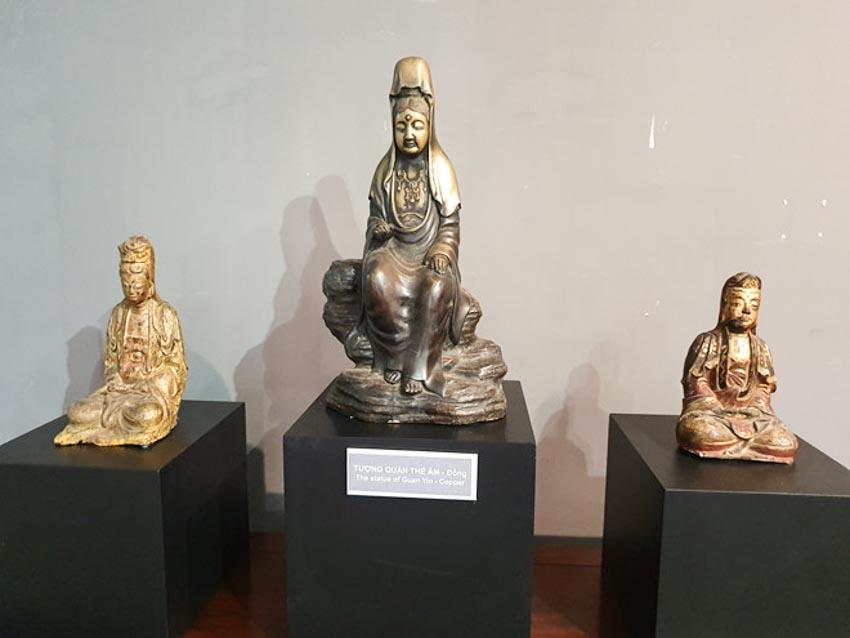 Độc đáo những pho tượng Phật cổ quý hiếm của Việt Nam, Thái Lan, Trung Quốc, Myanmar-3