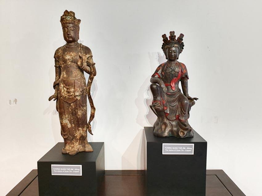 Độc đáo những pho tượng Phật cổ quý hiếm của Việt Nam, Thái Lan, Trung Quốc, Myanmar-4