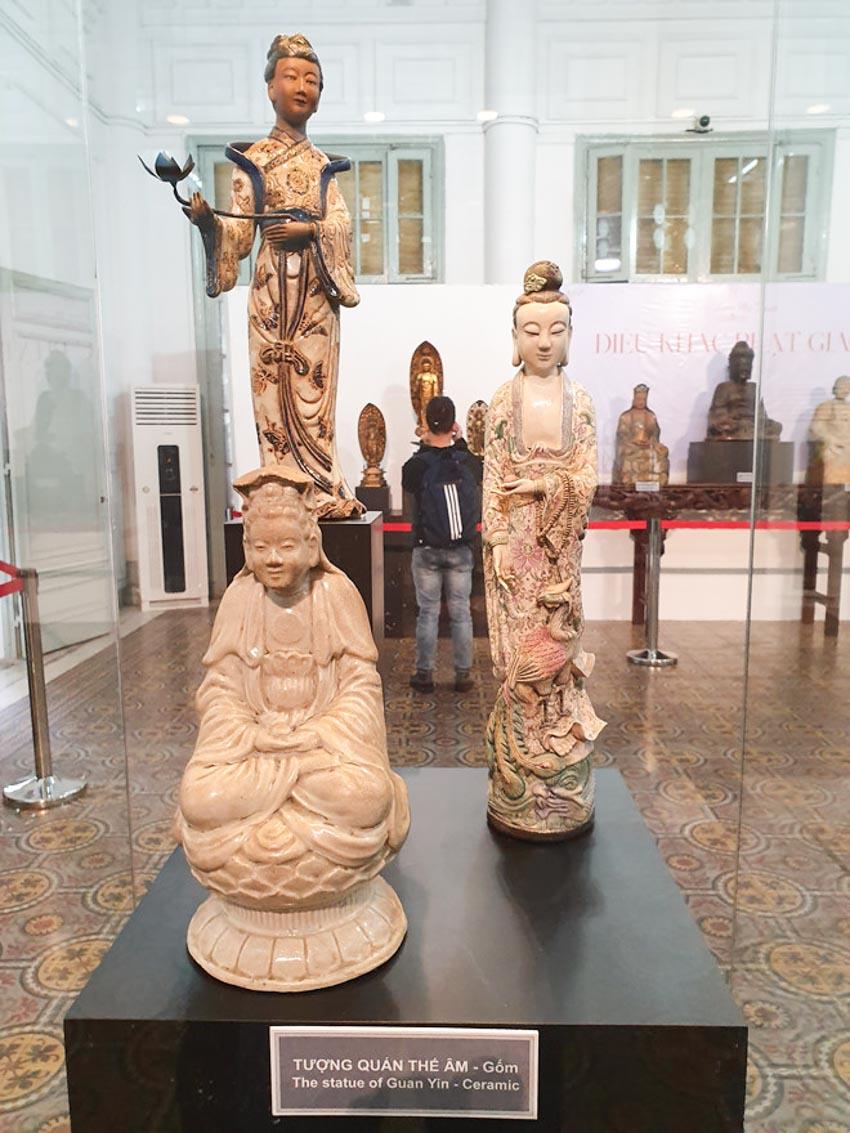 Độc đáo những pho tượng Phật cổ quý hiếm của Việt Nam, Thái Lan, Trung Quốc, Myanmar-8