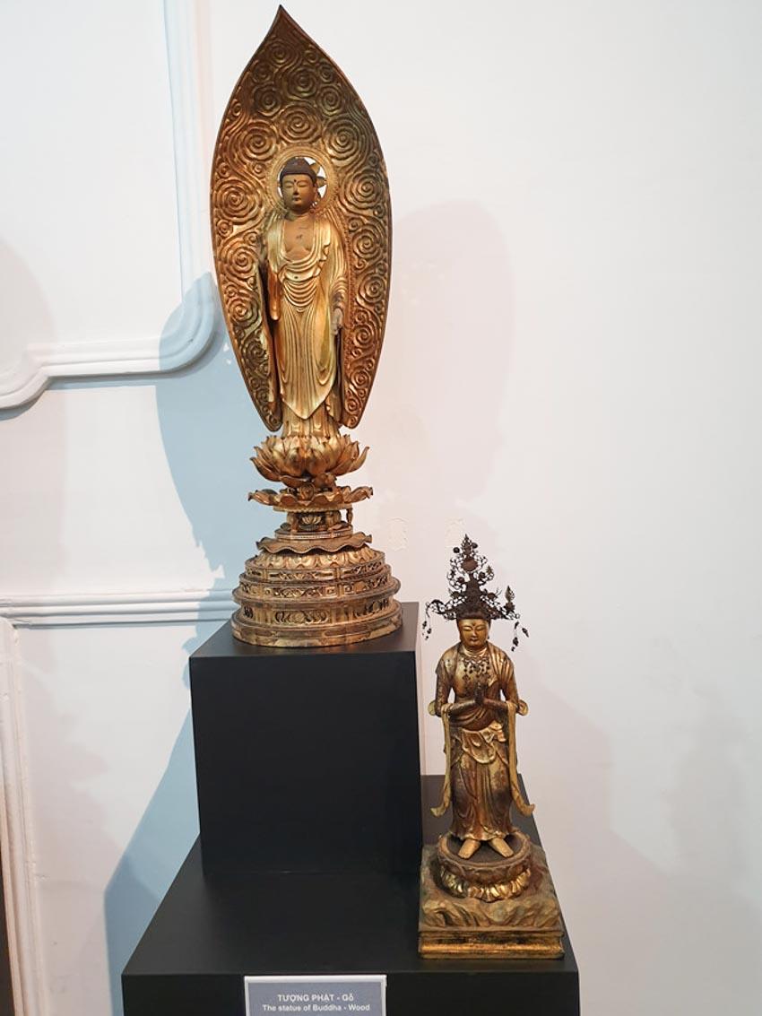 Độc đáo những pho tượng Phật cổ quý hiếm của Việt Nam, Thái Lan, Trung Quốc, Myanmar-9