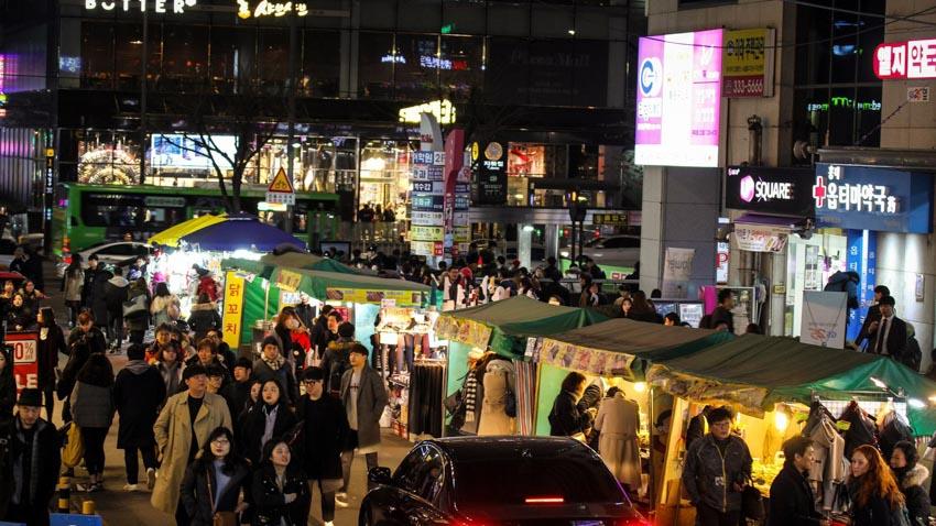 Đi du lịch Hàn Quốc, những điểm hấp dẫn nhất bạn nên đặt chân đến -4